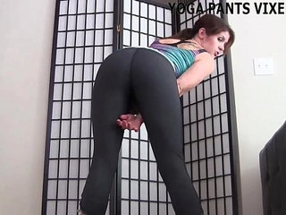 Ill help you jerk off after I finished my yoga JOI