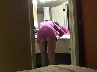 Fucking my sleeping stepmom Watch