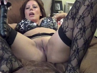 Nicky ferrari hot milf black stockings