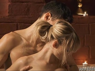 Anal Sex With a Hot Euro Blonde