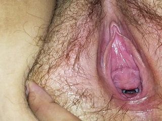 creampied my pregnant girl again